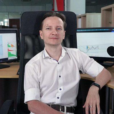 Евгений Домрачев - один из преподавателей бесплатного онлайн курса обучения трейдингу для новичков СТАРТ