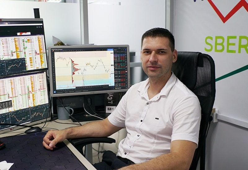 Артем Кендиров приглашает на авторский онлайн курс обучения трейдингу MAXIMUM