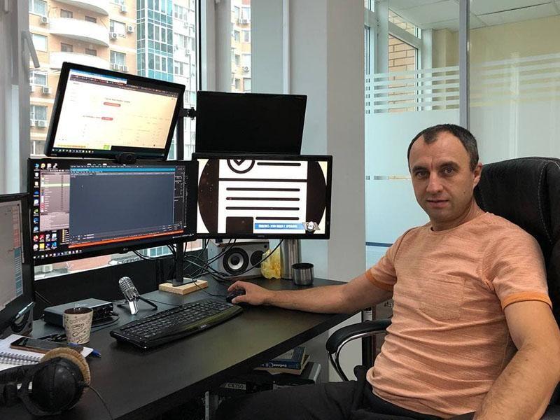 Сергей Усанов - программист и алготрейдер, автор курса программирования на языке LUA Разработка роботов для Quik (Квик)